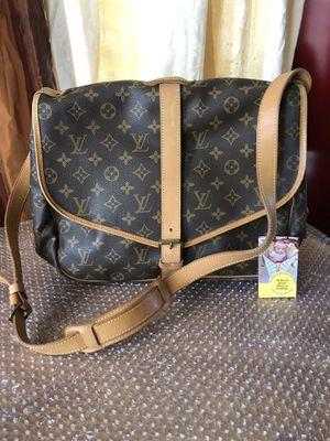 Saumur 35 Louis Vuitton Monogram Crossbody Bag for Sale in Chandler, AZ