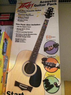 New acoustic guitar for Sale in Fairfax, VA