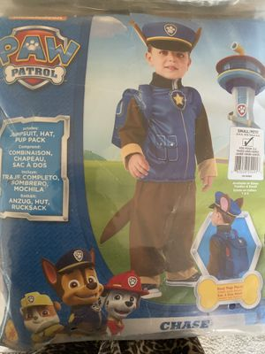 Brand New Chase (Paw Patrol) costume for Sale in Alexandria, VA
