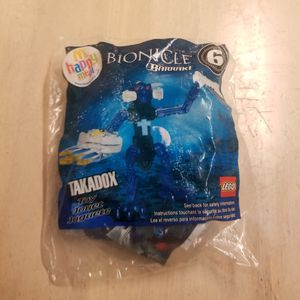 "McDonalds 2007 Happy Meal Toy Lego Bionicle Barraki ""Mantax"" #2 condition: new in package for Sale in Norfolk, VA"