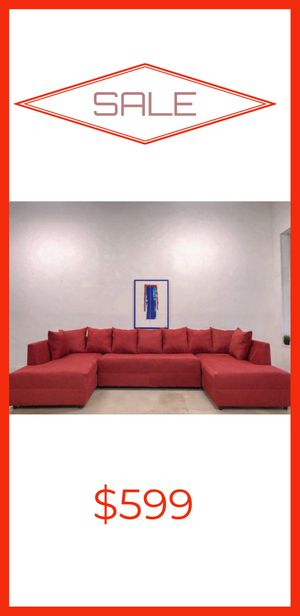 Modern u Sectional Sofa couch for Sale in North Miami Beach, FL