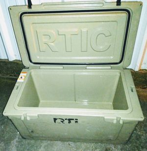 65qt. RTIC COOLER for Sale in Corpus Christi, TX