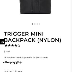 Botkier Trigger Mini Backpack for Sale in Murfreesboro, TN