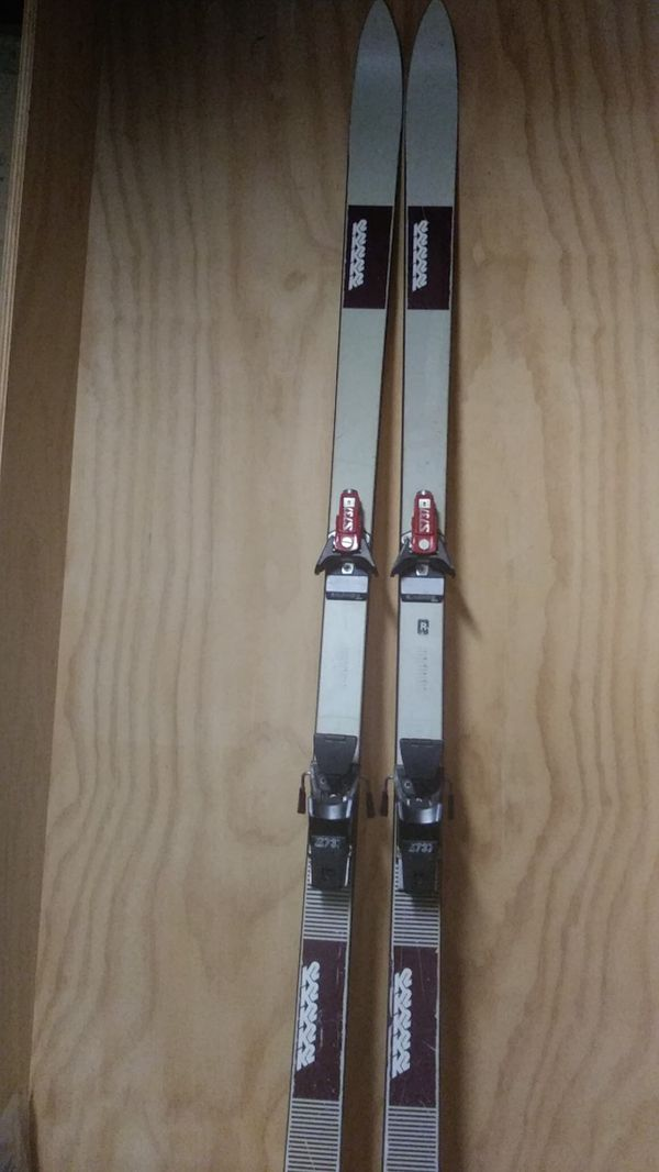 K2 180(?) 305 USA skis