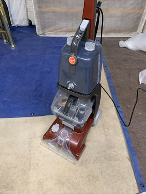 Vacuum shampoo cleaner Hoover work great for Sale in Kent, WA