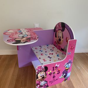 minnie mouse chair desk for Sale in Winchester, MA