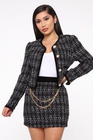 Fashion Nova Lady Set / Outfit Fashion Nova / Falda Set for Sale in Los Angeles, CA