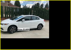 Price$1400 Honda Civic EXL for Sale in Montgomery, AL