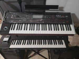 Korg pa4x and kog i3 for Sale in Fort Lauderdale, FL