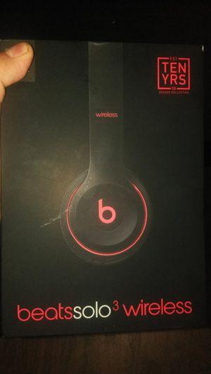 Beats Solo 3 Wireless Headphones for Sale in Corona, CA
