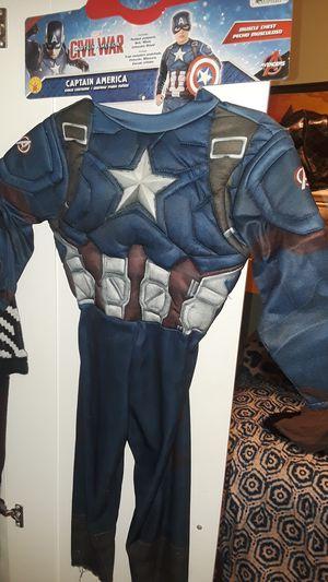 Captain America size 3-4 extra small costume for Sale in E RNCHO DMNGZ, CA