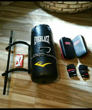 Boxing workout equipment for Sale in Chicago, IL