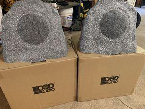 Osd Audio Rock Speakers set of 2 for Sale in Joliet, IL