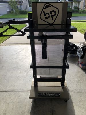 Display rack - Under Armour for Sale in Plant City, FL