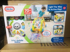 Little tikes activity walker for Sale in Dallas, TX
