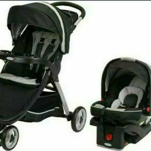 Graco Stroller And Car Seat for Sale in Phoenix, AZ