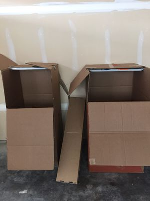 Great moving boxes! for Sale in Chelan, WA