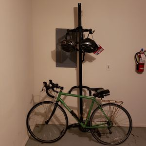 Standing Bike Rack for 2 Bikes for Sale in Hillsboro, OR