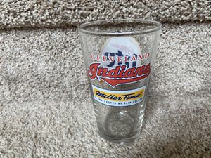 MLB Cleveland Indians Collectible Beer Glass for Sale in Greensboro, NC