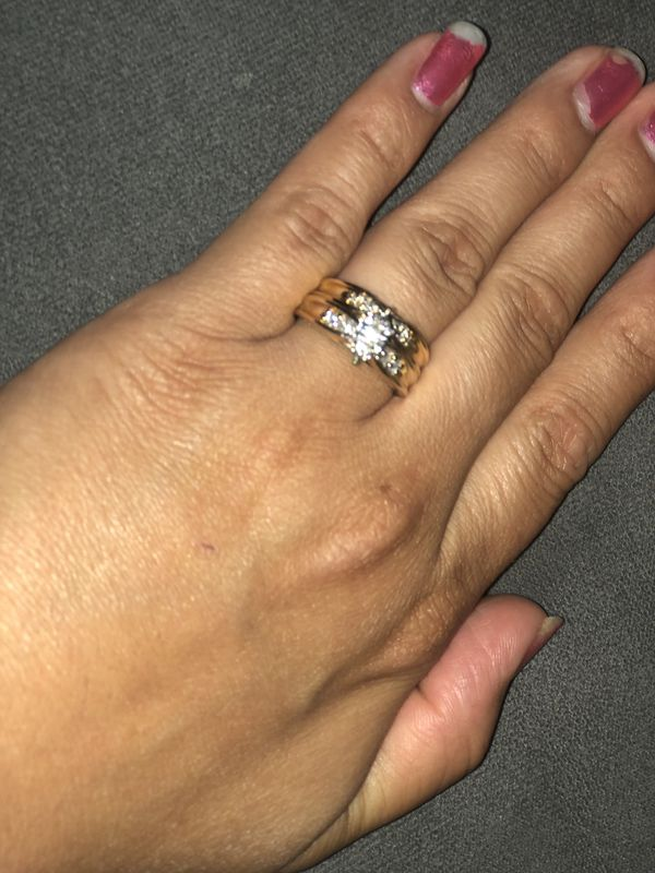 14K Gold Wedding Ring