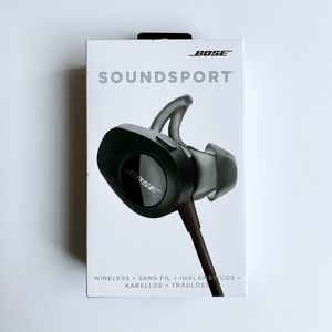 Bose SoundSport Wireless Headphones for Sale in Chandler, AZ