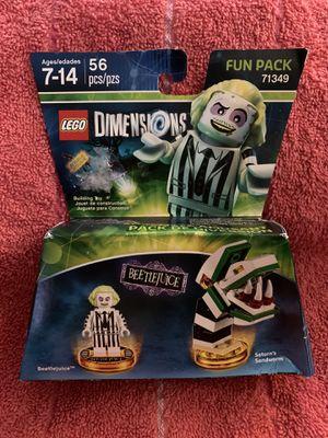 Lego Dimensions Fun Packs for Sale in Fontana, CA