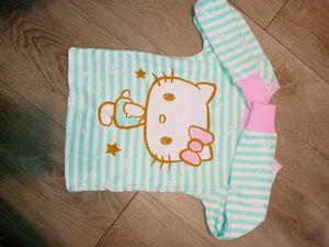 Hello kitty pj shirt size 4 for Sale in Glendora, CA