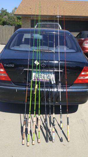 Fishing rods New Ugly Stik Abu Garcia!! for Sale in Phoenix, AZ