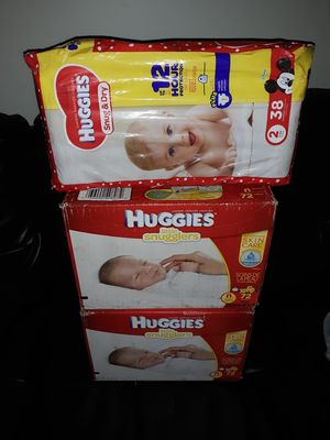 Huggies Diapers Brand new for Sale in Denver, CO