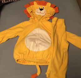 Carter's 24 mo Lion Halloween Costume for Sale in San Ramon,  CA