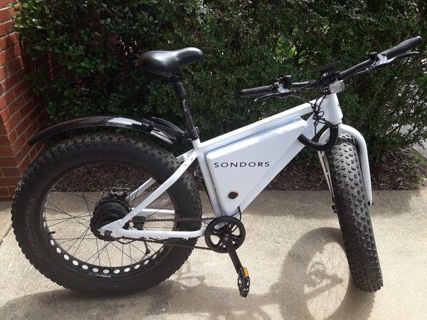 Electric bike Sondors