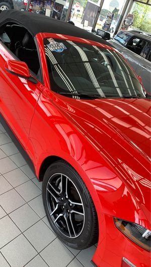 2018 Ford mustang eco-boost for Sale in Greater Landover, MD