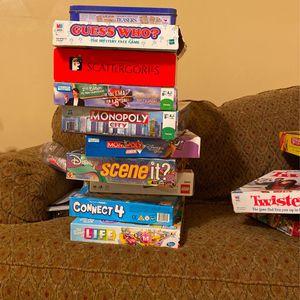 14 Board Games for Sale in Chesapeake, VA