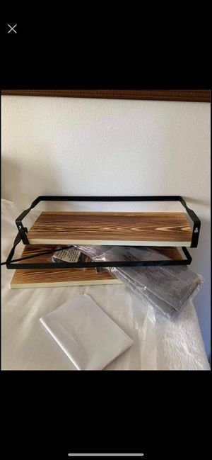 Floating shelves 2pack for Sale in Georgetown, TX