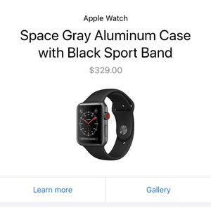 Apple Watch series 3+ for Sale in Burbank, CA
