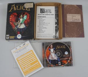 American McGee's ALICE Big Box PC Game Windows 2000 Complete for Sale in Sarasota, FL