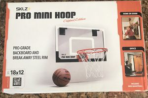 Sklz Pro Mini Hoop Basketball for Sale in Las Vegas, NV