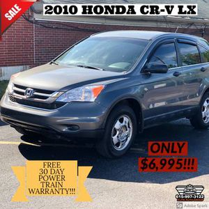 2010 Honda CR-V - Family SUV - lots of storage space! for Sale in Nashville, TN