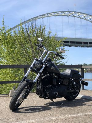 2015 Harley-Davidson Street Bob 103 for Sale in Los Angeles, CA
