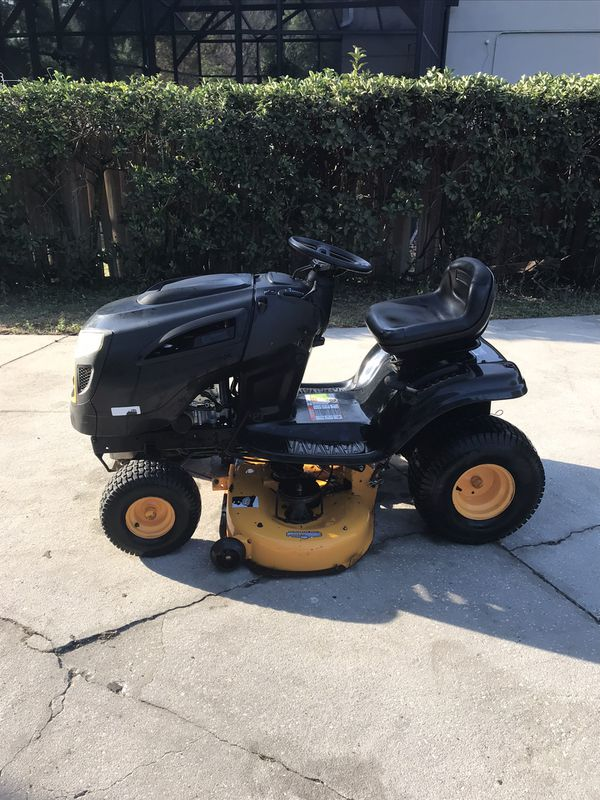 2017 Poulan Pro Pp19a42 Hydrostatic Tractor 42 Inch Riding