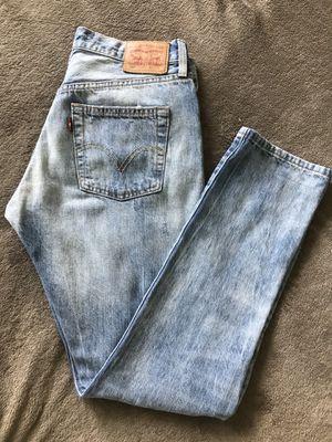 Vintage Levi's 501 Jeans size W27/L32 for Sale in Houston, TX