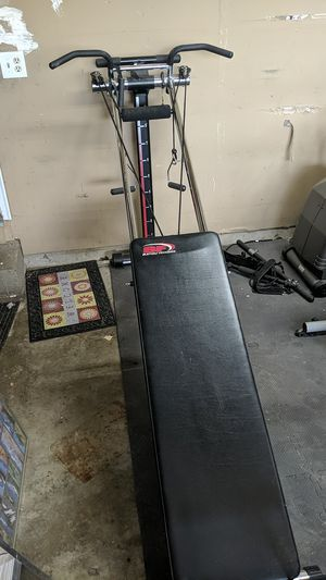 Bayou Fitness Total Trainer DLX-III Home Gym for Sale in Broomfield, CO