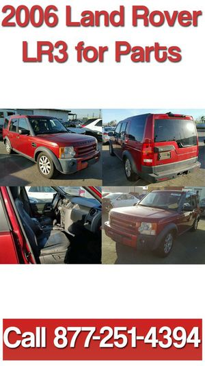 Land Rover LR3 all parts available for Sale in San Diego, CA