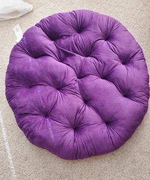 Papasan cushion for Sale in Renton, WA