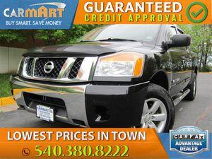 2010 Nissan Titan for Sale in Stafford, VA