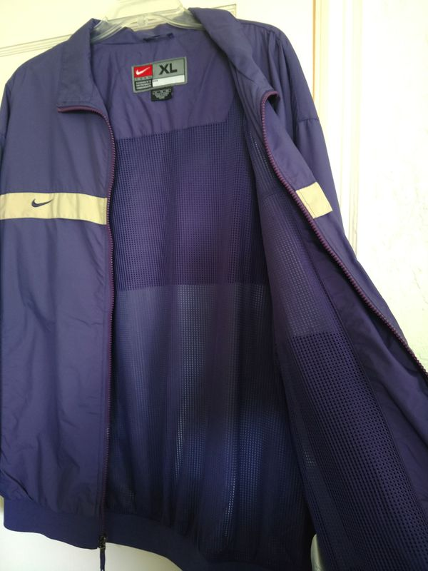 Vintage Washington State Nike Huskies Jacket XL
