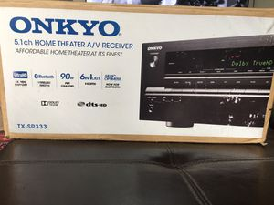 onkyo blue tooth receiver for Sale in Quincy, MA