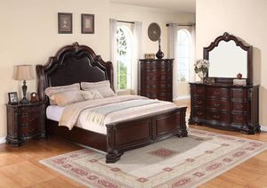 Sheffield Antique Gray Panel Begsgsgsdroom Set [FREE CHEST] for Sale in Baltimore, MD