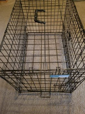Large dog cage for Sale in Evansville, IN