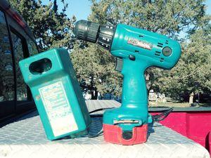 Makita cordless drill for Sale in Terrebonne, OR